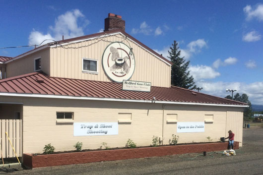 The Medford Gun Club Has Been Updated